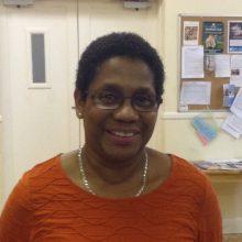 Pauline Gray.