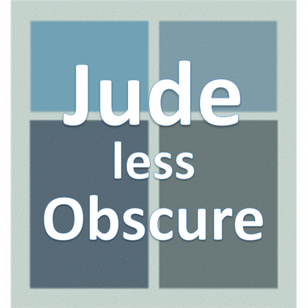 Jude less Obscure.