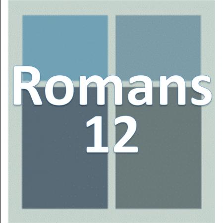Romans 12.