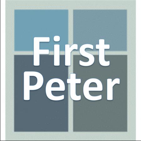 First Peter.