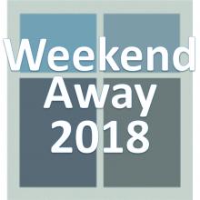 Weekend Away 2018.