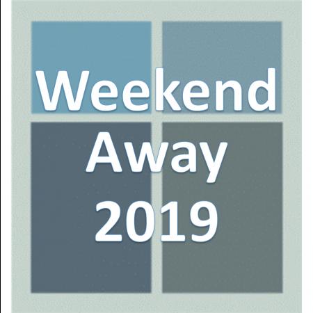 Weekend Away 2019.