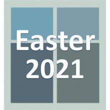 Easter 2021.