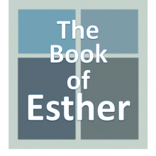 the Book of Esther.