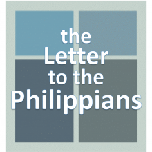 the letter to the Philippians.