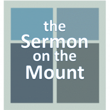 The Sermon on the Mount.